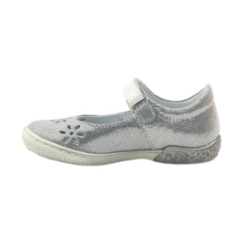 Ballerinas girls' shoes Ren But 3285 grey 2