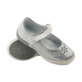 Ballerinas girls' shoes Ren But 3285 grey 3