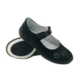 Ballerinas girls' shoes Ren But 4351 black 3