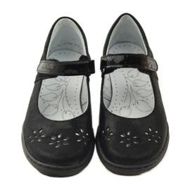 Ballerinas girls' shoes Ren But 4351 black 4