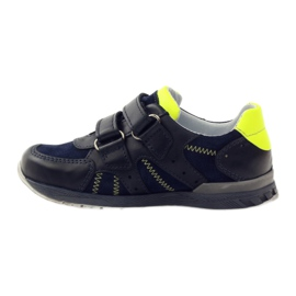 Ren But Boots for Velcro boot But 3282 navy multicolored green 2