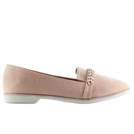 Lords loafers beige Beige N76 2