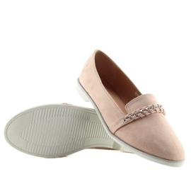 Lords loafers beige Beige N76 3
