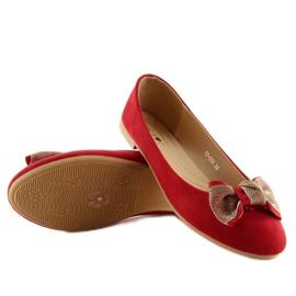 Ballerinas women's classic red vs-330 Red 2