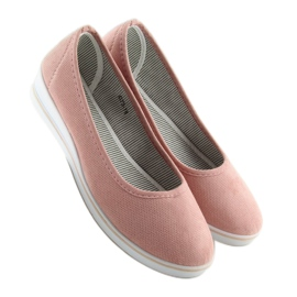Ballet pumps pink D73 pink 3