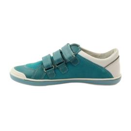 Girls' shoes for Velcro Bartek pink yellow blue white 2