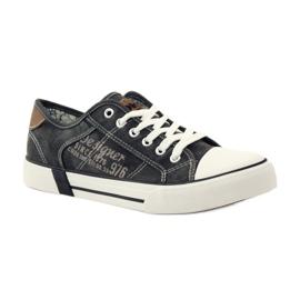 DK Sneakers sneakers tied 0024 gray grey 1