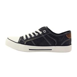 DK Sneakers sneakers tied 0024 gray grey 2