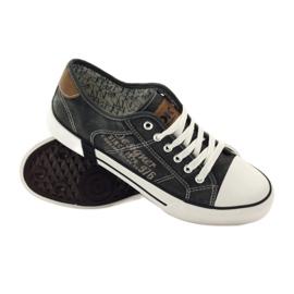 DK Sneakers sneakers tied 0024 gray grey 3
