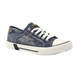 DK Sneakers with sneakers 0024 jeans navy 1