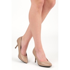 Vices Classic Pumps brown 1