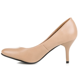 Vices Classic Pumps brown 3