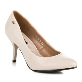 Vices Classic pumps brown 2