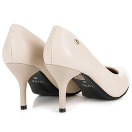 Vices Classic pumps brown 4