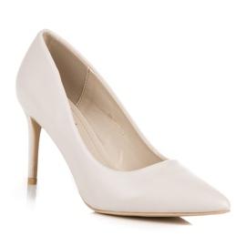 Vices Pastel heels brown 2