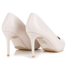 Vices Pastel heels brown 4
