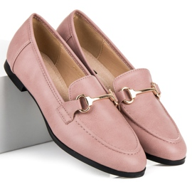 Vices Slip-on Moccasins pink 5