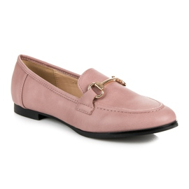 Vices Slip-on Moccasins pink 2