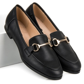 Vices Slip-on loafers black 6
