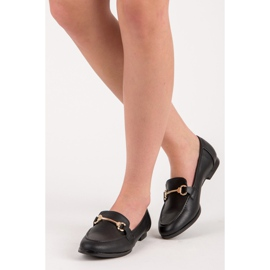 Vices Slip-on loafers black 1