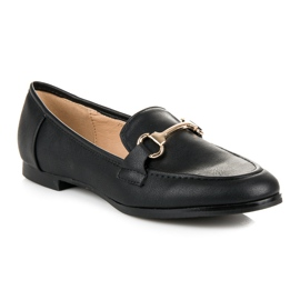 Vices Slip-on loafers black 3