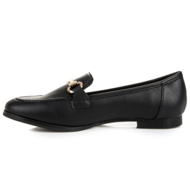 Vices Slip-on loafers black 4
