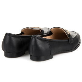Vices Slip-on loafers black 5