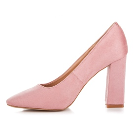 Vices Pink pumps on the post 3
