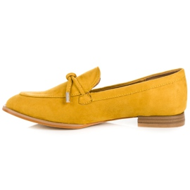 Vices Spring moccasins yellow 4