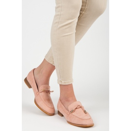 Vices Spring Moccasins pink 2