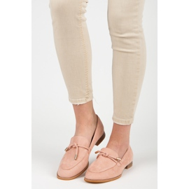 Vices Spring Moccasins pink 1