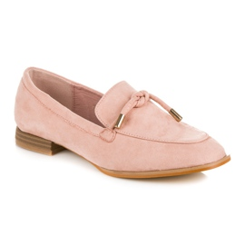 Vices Spring Moccasins pink 3