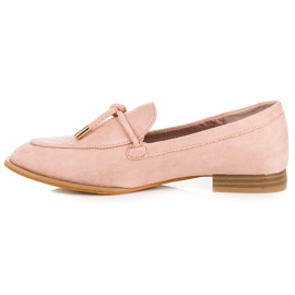 Vices Spring Moccasins pink 4