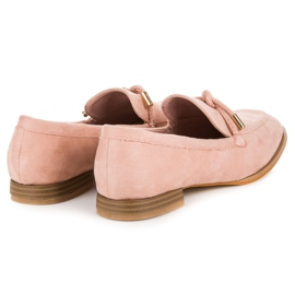Vices Spring Moccasins pink 5