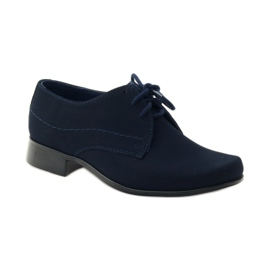 Boots communion Gregors 429 navy blue 1