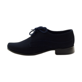 Boots communion Gregors 429 navy blue 2
