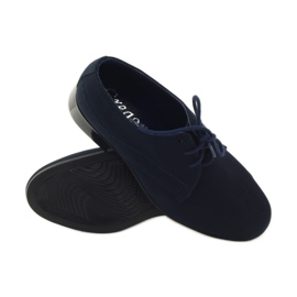 Boots communion Gregors 429 navy blue 3