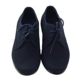 Boots communion Gregors 429 navy blue 4