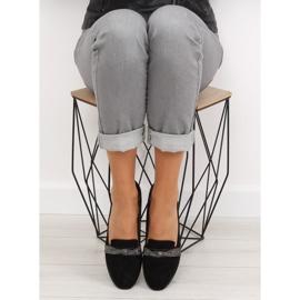 Loafers black H8-110 Black 3