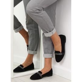 Loafers black H8-110 Black 1