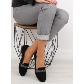 Loafers black H8-110 Black 2