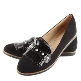 Moccasins black DM30P Black 6
