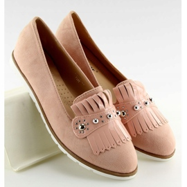 Moccasins for women pink DM30P Pink 4