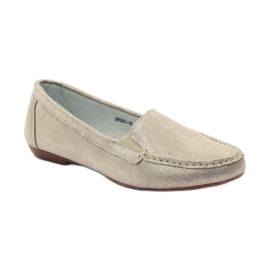 Filippo Lordsy women's loafers F 007 gold golden 1