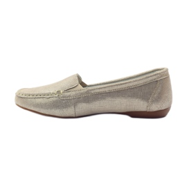 Filippo Lordsy women's loafers F 007 gold golden 2
