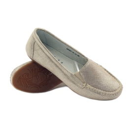 Filippo Lordsy women's loafers F 007 gold golden 3