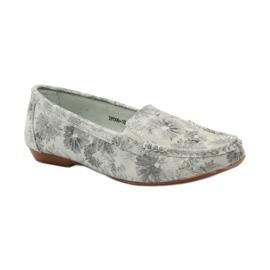 Filippo Lordsy women's loafers F 006 gray grey 1