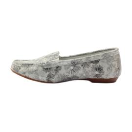 Filippo Lordsy women's loafers F 006 gray grey 2