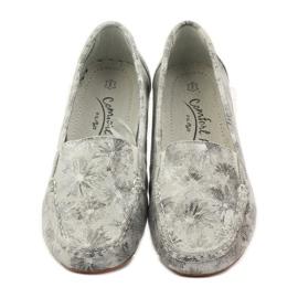 Filippo Lordsy women's loafers F 006 gray grey 4
