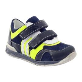 Velcro booties Ren But 1445 navy blue multicolored 1